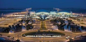 H GlobiLED... φωτίζει τα Διεθνή Αεροδρόμια της Λάρνακας και της Πάφου.